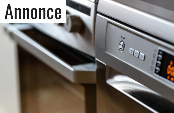 Sådan får du råd til den nye ovn, som du ønsker dig