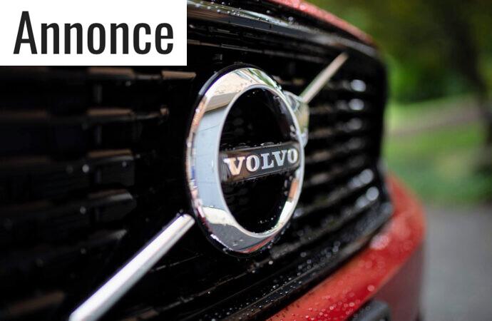 En Volvo med muligheder