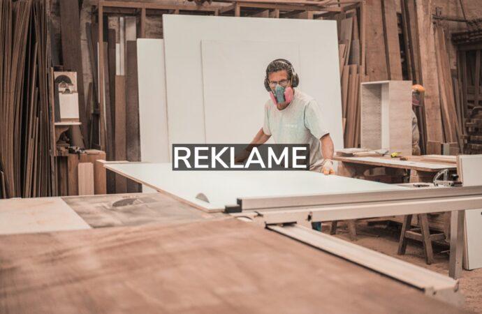 Et byggeprojekt kræver gode materialer